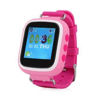 1. Kids Tracking Watch