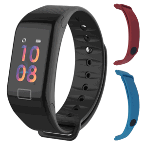 F1Plus Fitness Activity Tracker Smart Band, Heart Rate, Multi-function,
