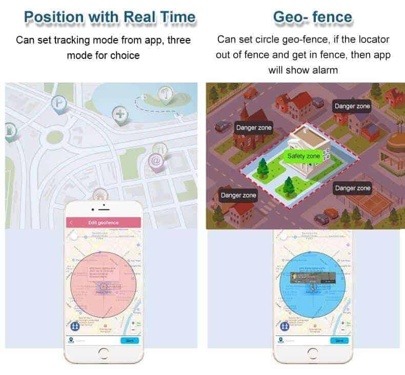 Universal GPS tracker tag 5