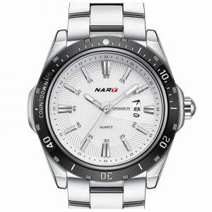 mens watch nary stainless steel low cost
