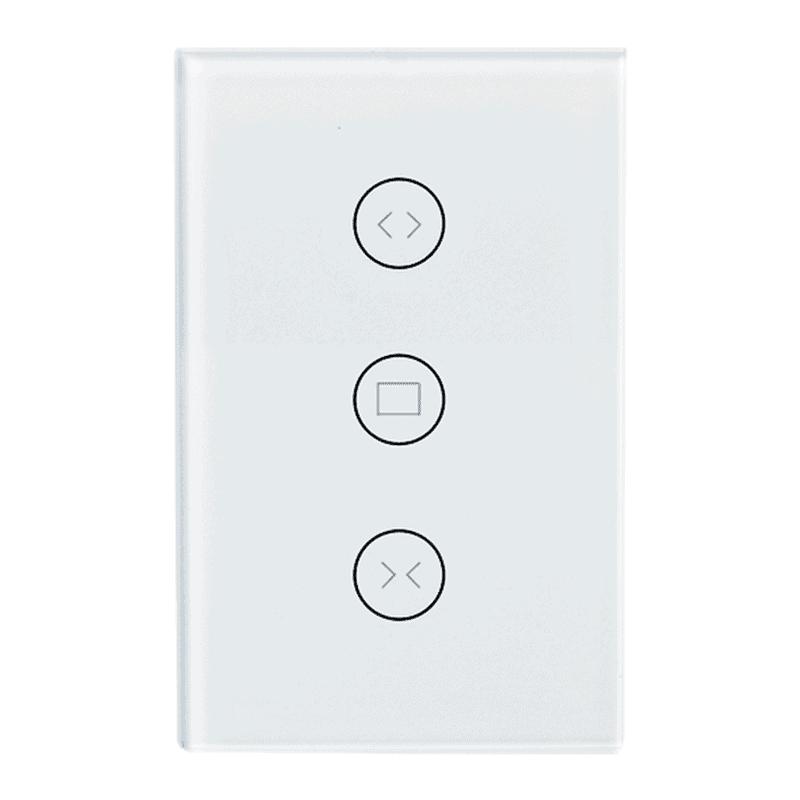 smart wifi curtain blind control switch tuya smartlife
