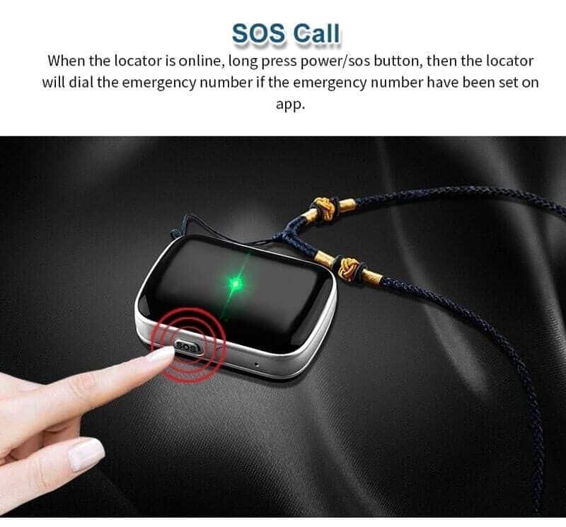 Universal GPS tracker tag 1