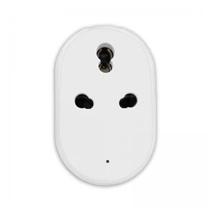 Smart WiFi Switch Double Adaptor, SA 3pin16A, Tuya Smartlife