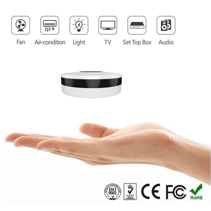 smart wifi ir remote controller tuya smartlife