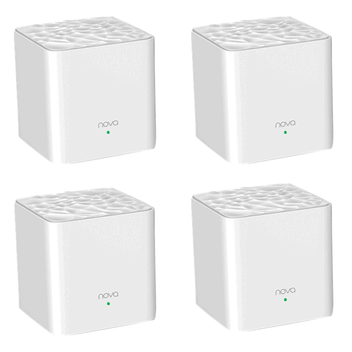 tenda mw3 4 node wifi extender mesh network