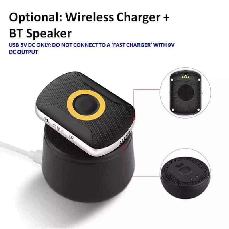 F29P Pet GPS tracker tag wireless charger