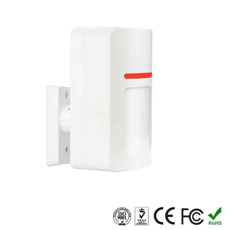 Wireless Tuya Smart WiFi PIR Sensor mount