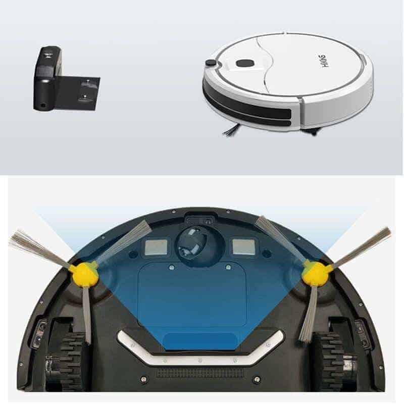 smart wifi vacuum cleaner sweeper tuya smartlife