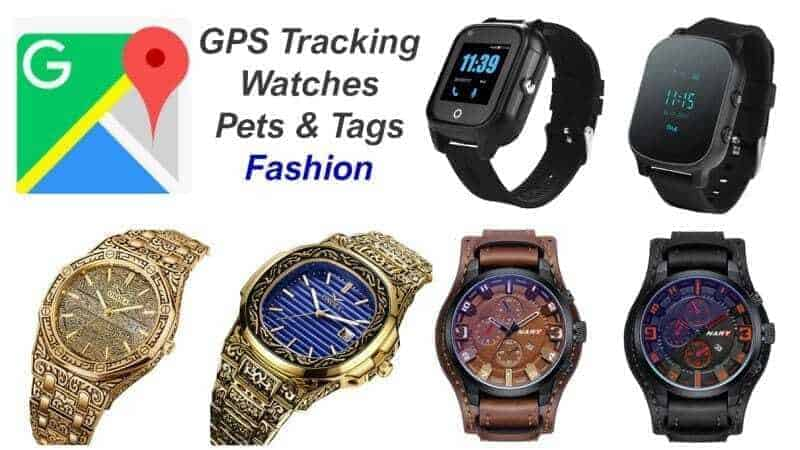gps tracking watch for adults kids alzheimers mens fashion gold watch