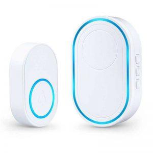 smart wifi doorbell and dingdong hub