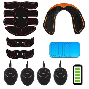 EMS hip & buttocks & muscle trainer rechargeable