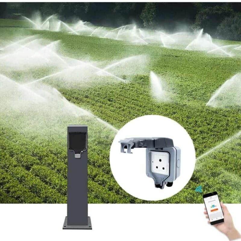 Smart WiFi Switch Outdoor Waterproof 16A SA 1 Gang Tuya SmartLife_2