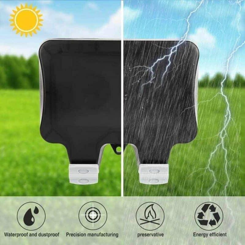 Smart WiFi Switch Outdoor Waterproof 16A SA 2 Gang Tuya SmartLife_3