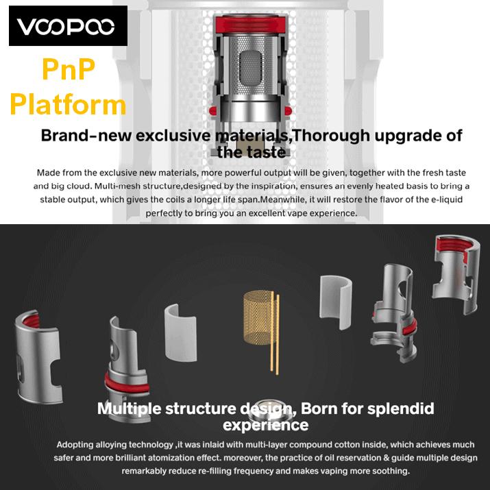 Voopoo PnP Coil Platform