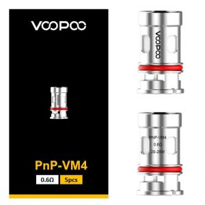 Voopoo PnP VM4 0.6 ohm replacement coil