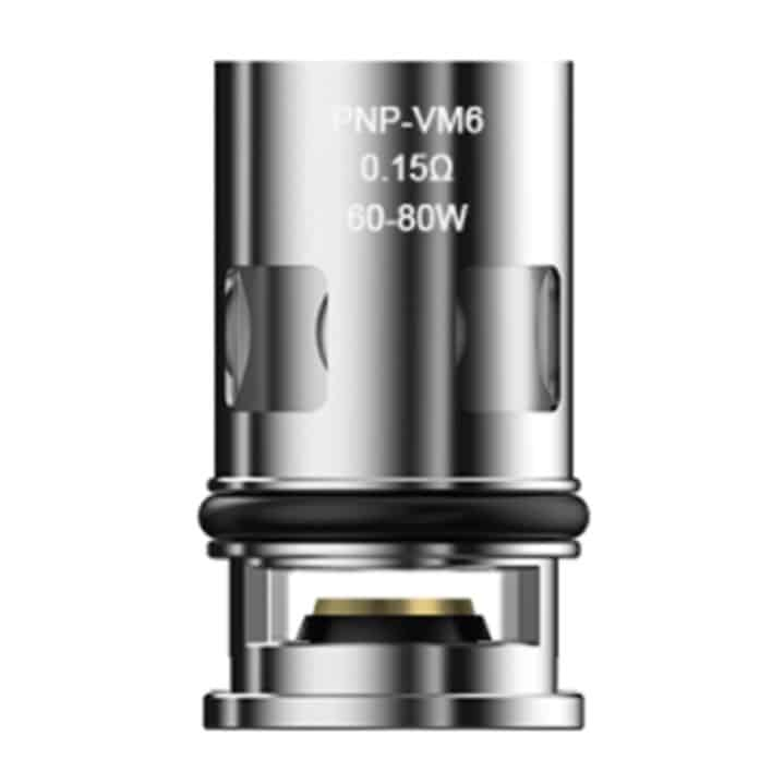PnP VM6 0.15 Ohm Vape coil for voopoo